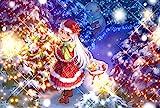 SiJOO 1000Holzblöcke Weihnachtsbaum Mädchen Holzpuzzles, Bildungsversion, White Card Erwachsene...