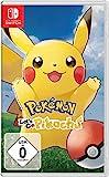 Pokmon: Lets Go, Pikachu! - [Nintendo Switch]