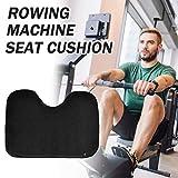 K.K Rudergerät Sitz Komfortables Sitzkissen für Indoor Rowing Rudergerät mit Abwaschbarem Bezug e...