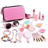 Auney Kinderschminke Set Mädchen 20 Stück Waschbar Schminkset sicher ungiftig echt kosmetisches...