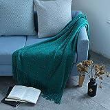 N/A MYBH Home Decke Gestrickte Decke Hotel Bett Handtcher Decke Klimaanlage Decke Weiche...