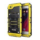 Beeasy Handy Case Kompatibel mit iPhone 6 / 6S Wasserdicht Handyhülle Outdoor Stoßfest...