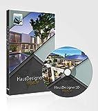 HausDesigner3D Premium 2021 - 3D CAD Hausplaner & Architektursoftware / Programm, einsetzbar als...