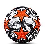 CNSTZX® Fußball Ball Futsal Ball Niedrigen Bounce PU Training Bälle Indoor Football Offizielle...