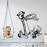 yaonuli Klassische Tiger Home Decoration Acryl Dekoration Vinyl Aufkleber Dekoration Home Decoration...