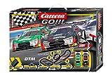 Carrera GO!!! Winners Rennstrecken-Set   6,2m elektrische Rennbahn mit Rockefellers & Muellers Audi...
