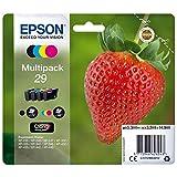Epson Original 29 Tinte Erdbeere, XP-235 XP-332 XP-335 XP-432 XP-435 XP-245 XP-342 XP-345 XP-442...