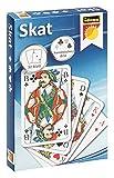 Idena 6250100 - Skatspiel mit französischem Blatt, 32 Karten, ca. 5,9 x 9,1 cm, das beliebteste...