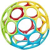Oball Classic - flexibles und leicht greifbares Design, fr Kinder jeden Alters, Mehrfarbig