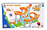 Simba 104114487, Kugelbahn, 128 Teile, für Kinder ab 4 Jahren, 3 Kugeln, Lauflänge 280 cm