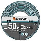 Gardena Classic Schlauch 13 mm (1/2 Zoll), 50 m: Universeller Gartenschlauch aus robustem...
