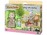 Sylvanian Families - 4281 - Fahrradfahren mit Mutter