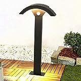 TDYWO LED Außenstandleuchte Wegeleuchten außen, Außenleuchte Pollerleuchte Gartenbeleuchtung...