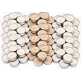 Ikea SINNLIG Duft-Teelichter mit Vanilleduft, 120 Stück