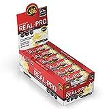 All Stars Real-Pro 50% Protein Bar, Lemon Cheesecake, 24er Pack (24 x 50g), 1200 g