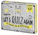 Moses 90136 (Come on) Let's Quiz Again | Wer schnappt Sich die besten Fragen | Quizspiel ab 12...