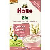 Holle Bio Bio-Vollkorngetreidebrei Grieß (2 x 250 gr)