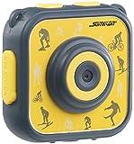 Somikon Kinderkamera Unterwasser: Kinder-HD-Actioncam mit Unterwasser-Gehäuse & 6 virtuellen...