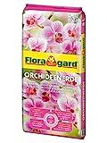 Floragard Orchideenerde torffrei 5 L  fr Phalaenopsis und andere Orchideenarten  mit Premium-Dnger...