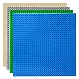 Celawork Bauplatte für Classic Bausteine,Grundplatte,Kompatibel mit Allen gängigen Marken,...