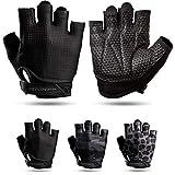 Fitgriff® Trainingshandschuhe V3 für Damen und Herren - Fitness Handschuhe für Krafttraining,...