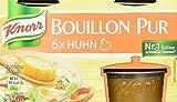 Knorr Bouillon Pur Huhn (4 x 168 g)