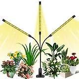 LED Pflanzenlampe Vollspektrum für Zimmerpflanzen   120 LEDs   27W   Flexibles Grow Light  ...