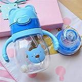 Babyflasche Nuckelflasche Wasserschale Pflegestrohschale Ausbildung Stroh mit Stroh und Nippel...