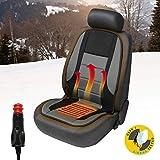 Walser 16792 Beheizbare Sitzauflage, Autositzauflage Hot Stuff Heizbare Sitzkissen, Sitzheizung für...