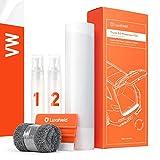 Luxshield Ladekantenschutz Folie Komplettset für Golf Variant 7 (VII) AU/BA I 2013-2021 -...