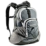 AspenSport Rucksack Dakota, grau/anthrazit, 50 x 38 x 23 cm