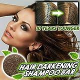 Zinn (3er-Set) Haaraufhellender Shampoo-Riegel - natrlicher Bio-Conditioner und Reparaturessenz