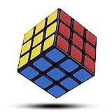 Jooheli Zauberwürfel, Speed Cube 3x3 Magic Cube 3D Magischer Würfel Spielzeug fit Speed Cubing...