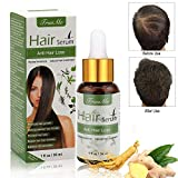 Haarserum, Anti-Haarausfall, Haarwachstums-Serum, natürliche Kräuteressenz, Anti-Haarausfall Haar...