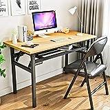 Tragbare Falten Computer-Schreibtisch-Tabelle faltbare Studenten Schreibtisch 31.5 '' X 15.75...