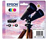 Epson Original 502 Tinte Fernglas, XP-5100 XP-5105 WF-2860DWF WF-2865DWF, Amazon Dash...