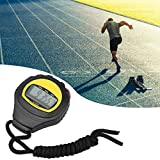 Sport Stoppuhr, tragbarer Haushalts-Handmultifunktions-Timer, große digitale für den Heimgebrauch...