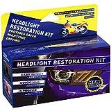 Plextone Headlights Restoration Kit Restaurieren Sie matt verblasste und verfrbte Scheinwerfer