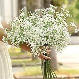 Bumen knstliche Blumen,Blumen Knstliche Deko Blumen Schleierkraut kunstblumen Braut...