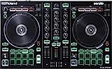 Roland DJ-202 DJ Controller, 2-Kanal-Controller für Serato Intro mit vier Decks, Die Geschichte der...