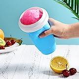 Slush Ice Maker|Slush Ice Becher, Einfach EIS Selber Machen, Slushy Maker Becher Slushy Mug Slush...
