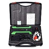 FEGER Car Jump Starter, 400A 89800mAh IP66 wasserdicht Auto-Batterie-Booster (bis 6.0L Gas, 4.0L...