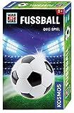 Kosmos 699734 - WAS IST WAS - Fussball, spannendes Quiz-Spiel für Kinder ab 8 Jahre, über...
