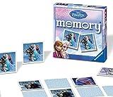 Ravensburger Disney Die Eisknigin  Vllig Unverfroren Memory Kartenspiel [UK Import]