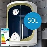 Elektro Warmwasserspeicher - Grenwahl 30,50,80,100 Liter Speicher, 1500W Heizleistung und...