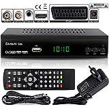 hd-line Strom 506 DVBT-2 Receiver Digital DVBT/T2 Receiver - Kompatibel Home Cinema - (HDMI 2.0,...
