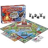 DFGHJKNN Brettspiele Spielzeug Monopoly Kartenspiel Multiplayer-Partyspiel Englische Version...