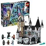 LEGO 70437 Hidden Side Geheimnisvolle Burg, Spielzeug, AR Games App, Interaktives Multiplayer...