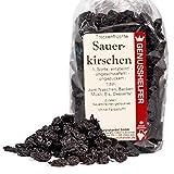 Sauerkirschen, Trockenfrüchte, 125 Gramm, entsteint, ungeschwefelt, ohne Zusatzstoffe, ohne...
