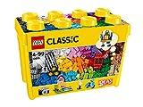 Lego 10698 Classic Große kreative Bausteine-Box, Aufbewahrungsbox, Bunte Bausteine für Lego...